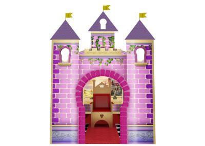 Castelinho Castelo Disney Princesas Buffet Infantil com atividades (1)