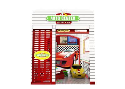 Cenografia Auto Center Mini Oficina Buffet Infantil com atividades (1)