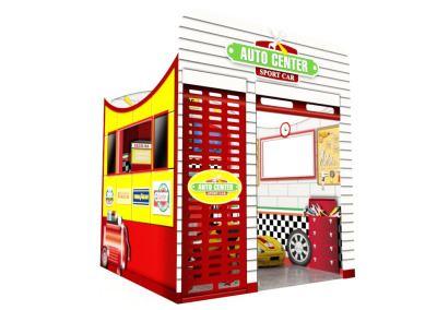 Cenografia Auto Center Mini Oficina Buffet Infantil com atividades (3)