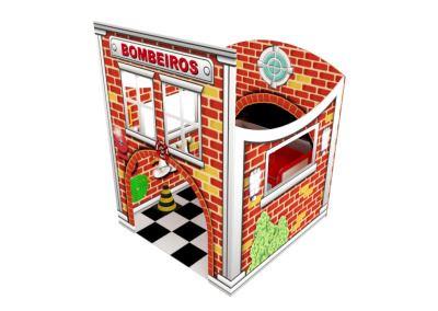 Cenografia Bombeiro Corpo de Bombeiros Buffet Infantil com atividades (2)
