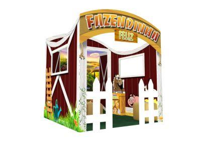 Fazendinha Fazenda Buffet Infantil com atividades (2)