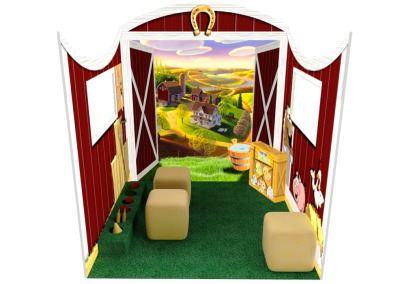 Fazendinha Fazenda Buffet Infantil com atividades (3)