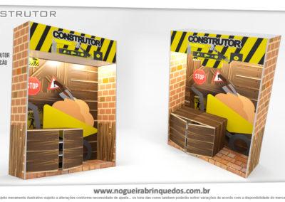 Quiosque-Construtor