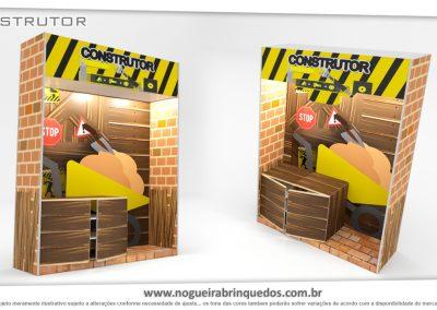 Quiosque Construtor