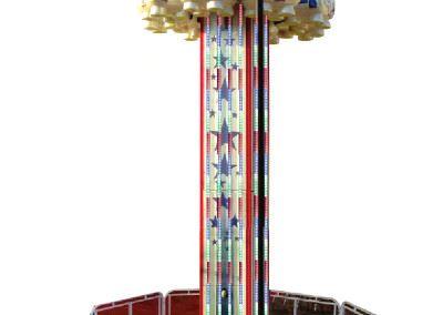 Torre Espacial Para Buffet Infantil (1)