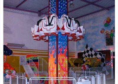 Torre Espacial Para Buffet Infantil (13)