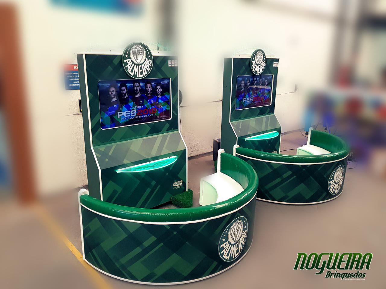 Brinquedos Sociedade Esportiva Palmeiras - Allianz Park (6)