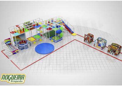 Brinquedão Extra Grande Kid Play - Brinquedos para Buffet Infantil (7)