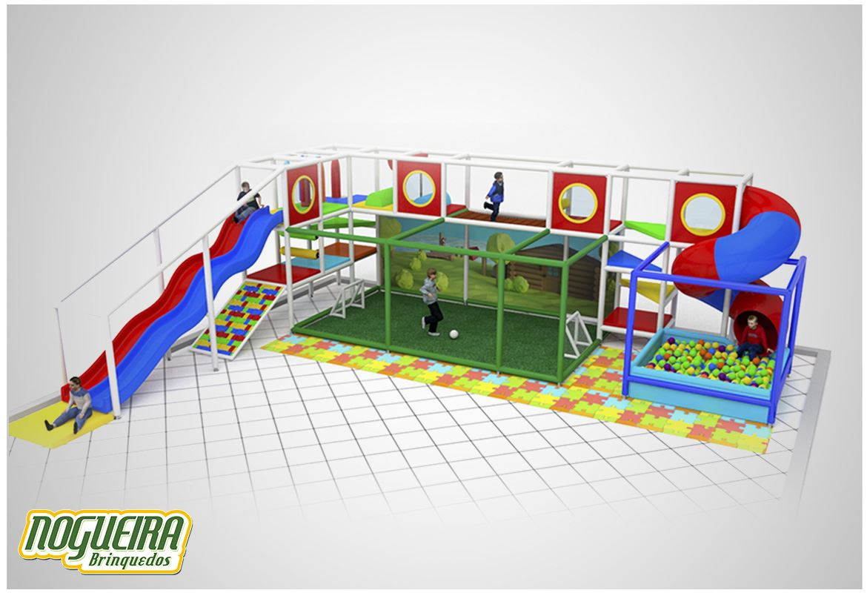 324b8a0dae Brinquedão Grande Kid Play - Brinquedos para Buffet Infantil (6)