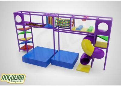 Brinquedão Pequeno Kid Play - Brinquedos para Buffet Infantil (10)