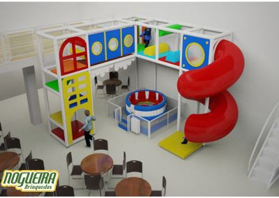 Brinquedão Pequeno Kid Play - Brinquedos para Buffet Infantil (1)