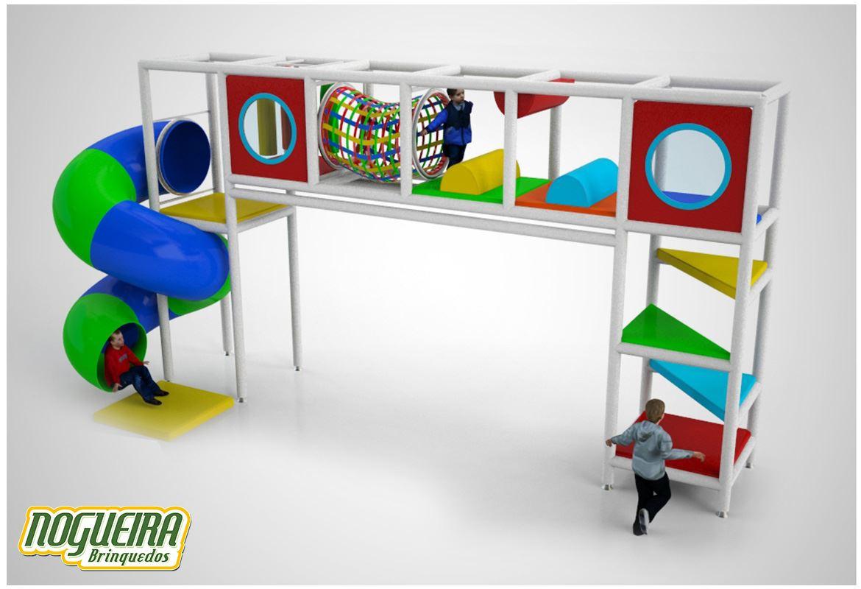 d5d822e7a6 Brinquedão Pequeno Kid Play - Brinquedos para Buffet Infantil (2)
