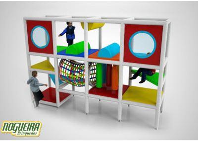 Brinquedão Pequeno Kid Play - Brinquedos para Buffet Infantil (3)