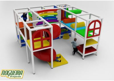 Brinquedão Pequeno Kid Play - Brinquedos para Buffet Infantil (4)