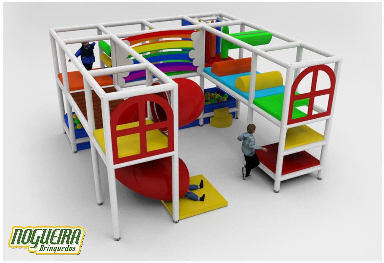 da6859d31e Brinquedão Pequeno Kid Play - Brinquedos para Buffet Infantil (4)