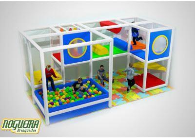Brinquedão Pequeno Kid Play - Brinquedos para Buffet Infantil (5)