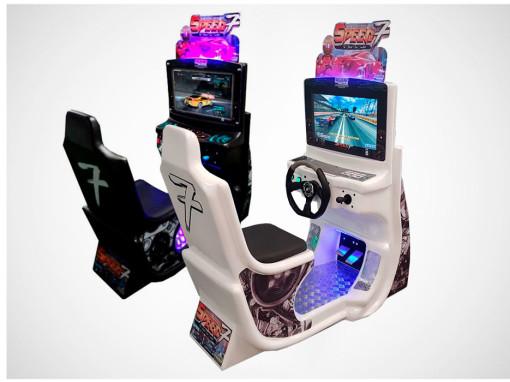 Simulador de Corrida Speed 7