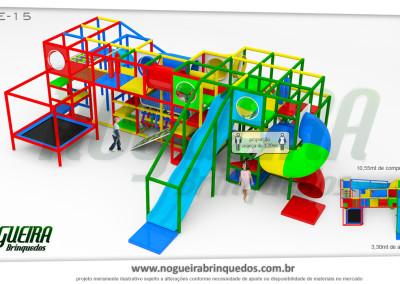 Brinquedão Kid Play Para Buffet Infantil Extra Grande (15)
