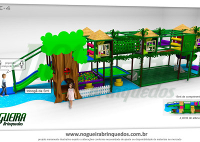 Brinquedão Kid Play Para Buffet Infantil Extra Grande (3)