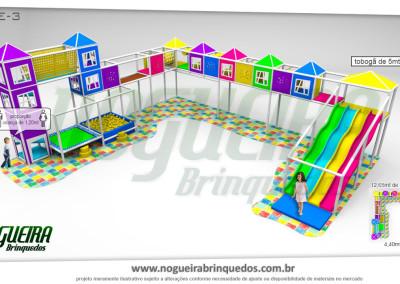 Brinquedão Kid Play Para Buffet Infantil Extra Grande (4)