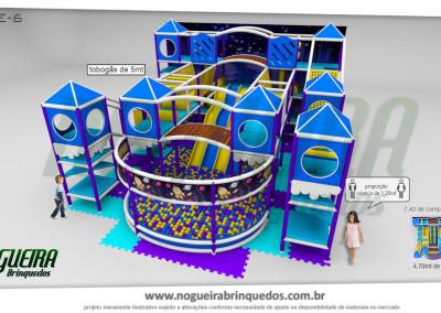 Brinquedão Kid Play Para Buffet Infantil Extra Grande (6)