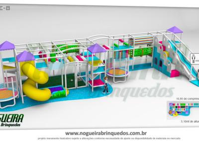 Brinquedão Kid Play Para Buffet Infantil Extra Grande (8)