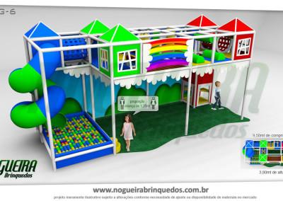 Brinquedão Kid Play Para Buffet Infantil Grande (9)