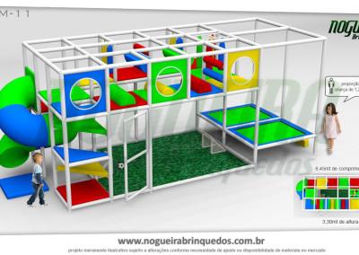 Brinquedão Kid Play Para Buffet Infantil Médio (12)