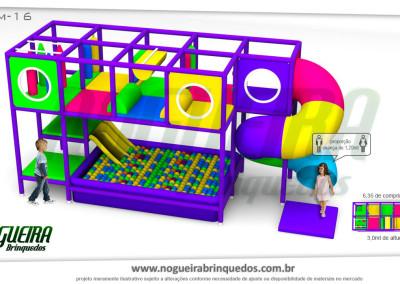 Brinquedão Kid Play Para Buffet Infantil Médio (17)