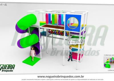 Brinquedão Kid Play Para Buffet Infantil Médio (8)