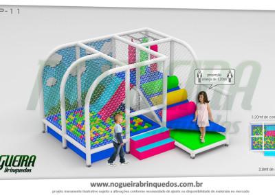 Brinquedão Kid Play Para Buffet Infantil Pequeno (12)