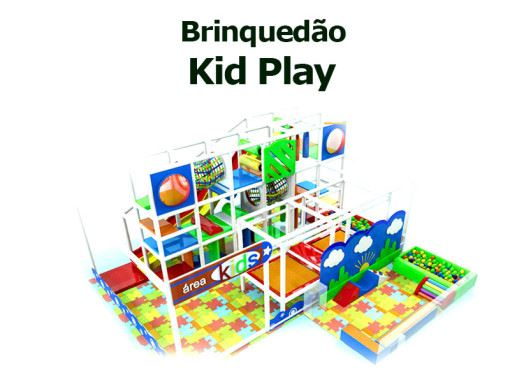 Brinquedão Kid Play Nogueira