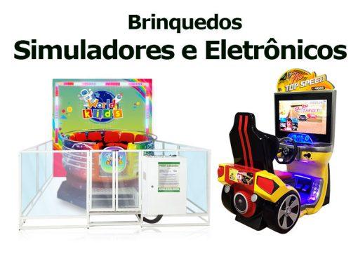 Simuladores e Eletrônicos Nogueira