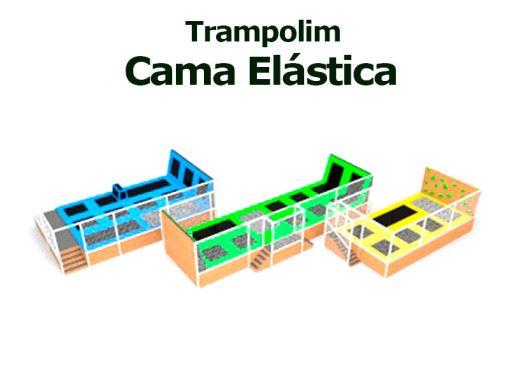 Trampolim Cama Elástica Nogueira |