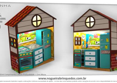 amostra casinha