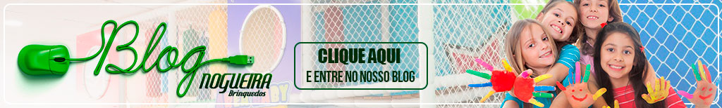 Clique aqui e conheça as últimas novidades, dicas e promoções da Nogueira Brinquedos em nosso Blog