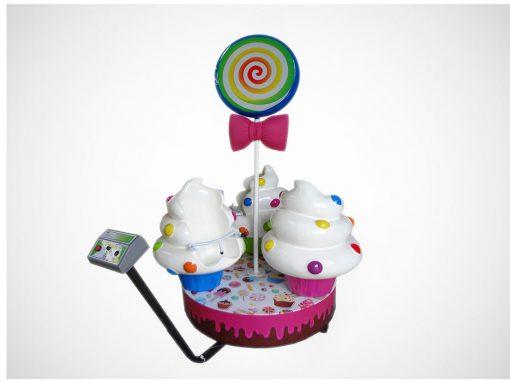 Carrossel Cupcake