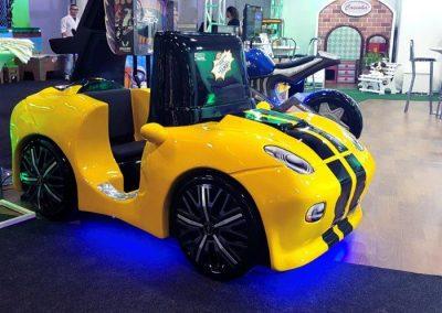 Simulador Pontiac 2