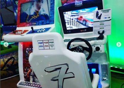 Simulador Speed 7 e Multijogos Street