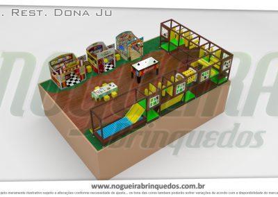Restaurante Dona JU