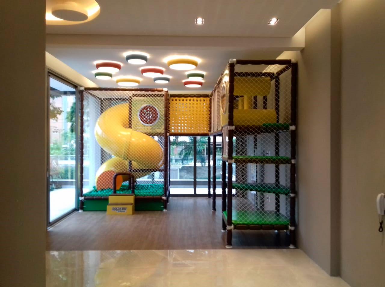 Brinquedão Kid Play Montado em Condomínio - Nogueira Brinquedos (1)
