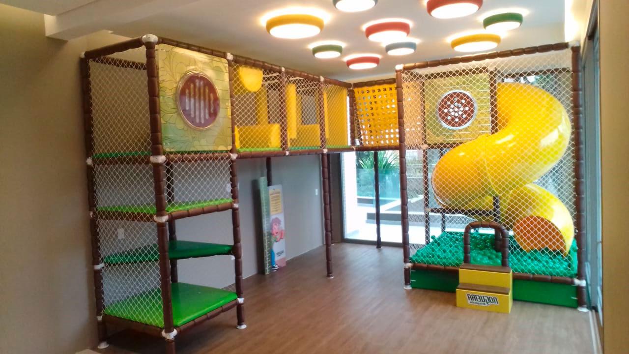 Brinquedão Kid Play Montado em Condomínio - Nogueira Brinquedos (3)