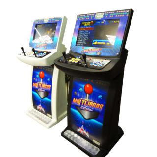 Multijogos | Fliperama com 300 jogos