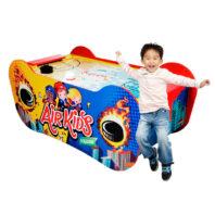 Air Kids Nogueira Brinquedos - Mesa de Jogo Air Hockey
