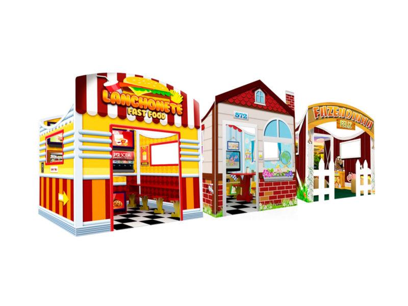 Cenografias Nogueira Brinquedos