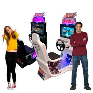 Speed 7 | Simulador de Corridas