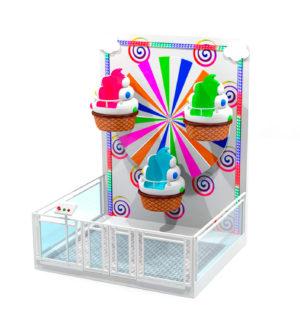 Mini Roda Docinho | Brinquedo Eletrômecânico