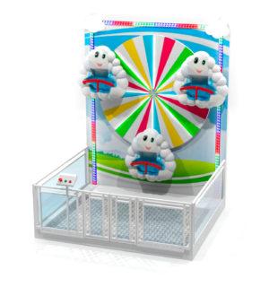 Mini Roda Nuvens | Brinquedo Eletrômecânico