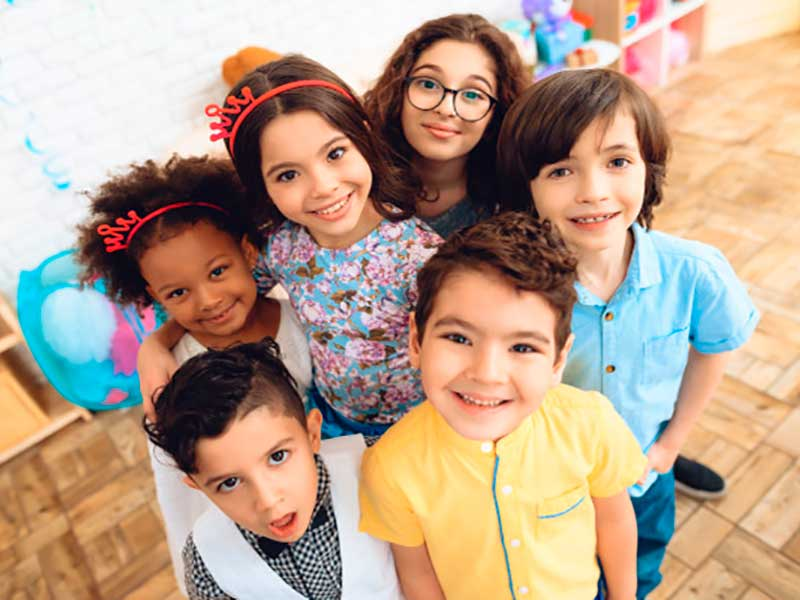 Gincanas e Atividades Fazem a Alegria da Criançada nas Férias