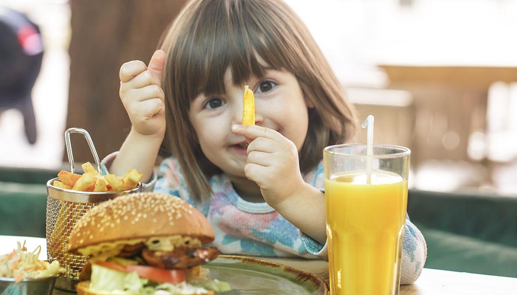 Área Kids é Tendência Em Restaurantes